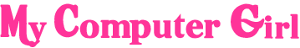 My Computer Girl Logo